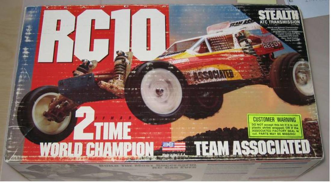 99983: Associated from zoidberg showroom, Team Associated