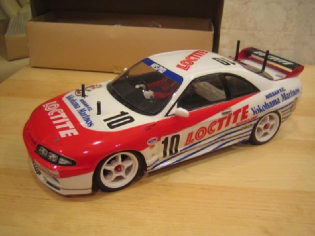 58155: Loctite Nissan Skyline GT from JYCM3 showroom