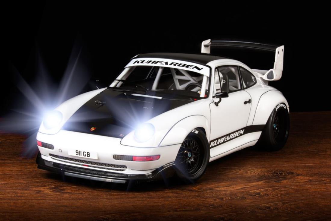 84399 porsche 911 gt2 racing from truck norris showroom. Black Bedroom Furniture Sets. Home Design Ideas