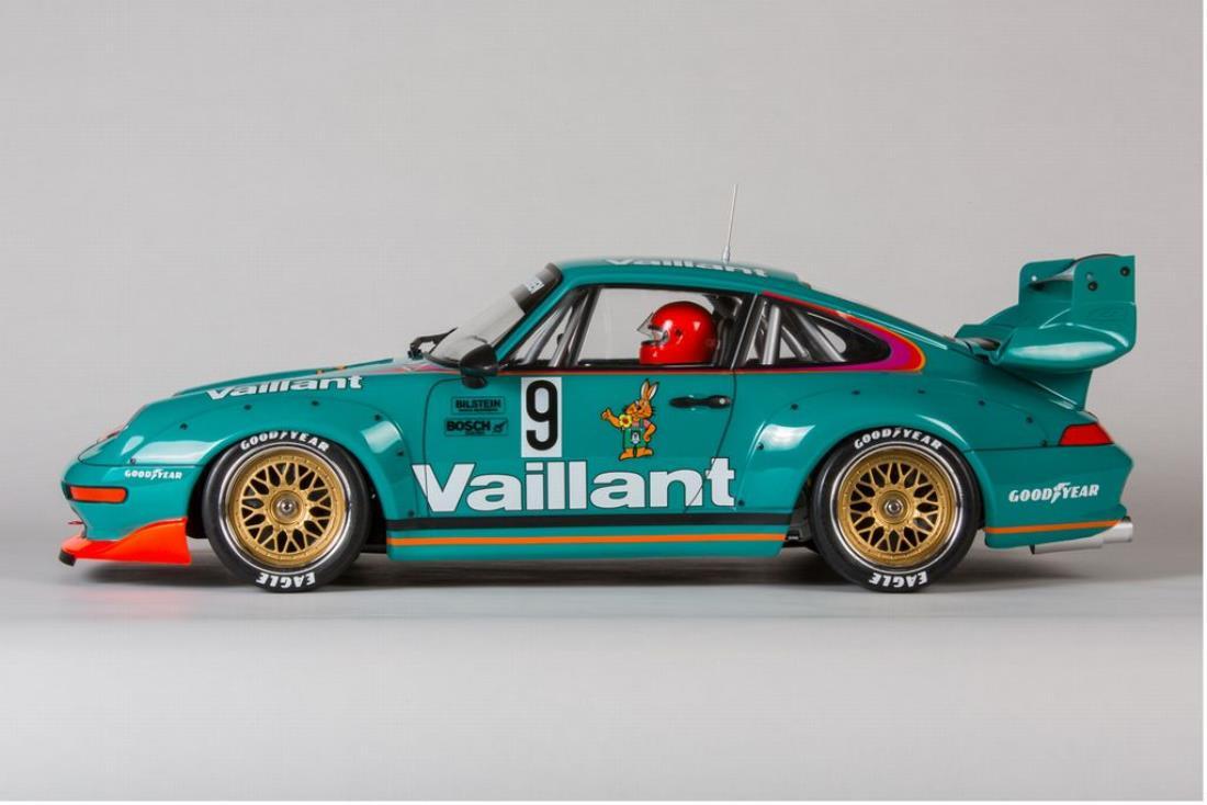 84399 Porsche 911 Gt2 Racing From Truck Norris Showroom