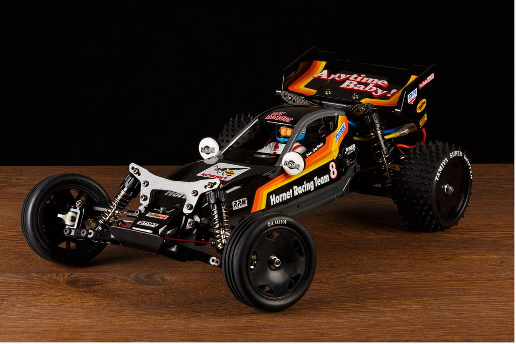 How Much To Paint A Car >> 58587: Neo Fighter Buggy from Truck Norris showroom, Neo Hornet - Tamiya RC & Radio Control Cars