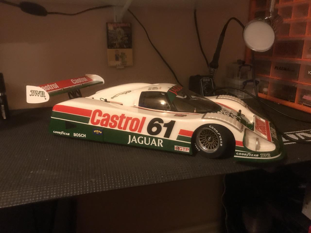 58352: Jaguar XJR-12 Daytona Winner from Badger88 showroom ...