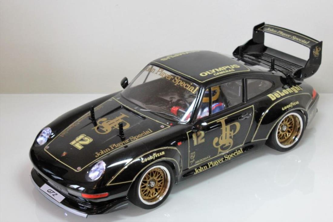 84399 porsche 911 gt2 racing from jimbo showroom jps 911. Black Bedroom Furniture Sets. Home Design Ideas