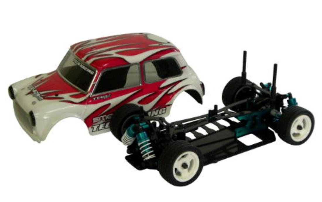 58211: Rover Mini Cooper Racing from Rabiedmushroom showroom, Tech