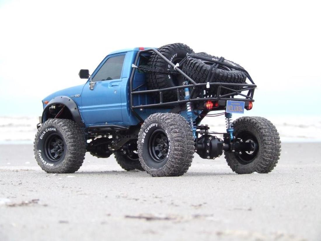 99999 Misc From Backtomyroots Showroom Rc4wd Boyer Truggy Now