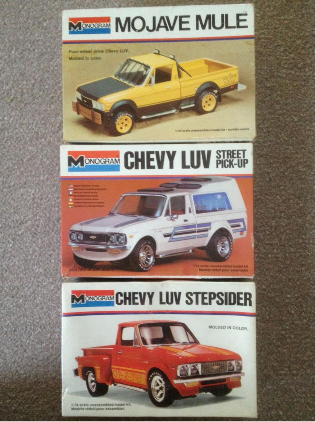 Image result for monogram luv pickup kit