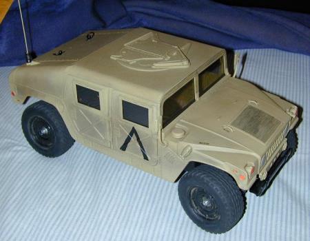 AM General M1025 Hummer - Tamiya RC & Radio Control Cars