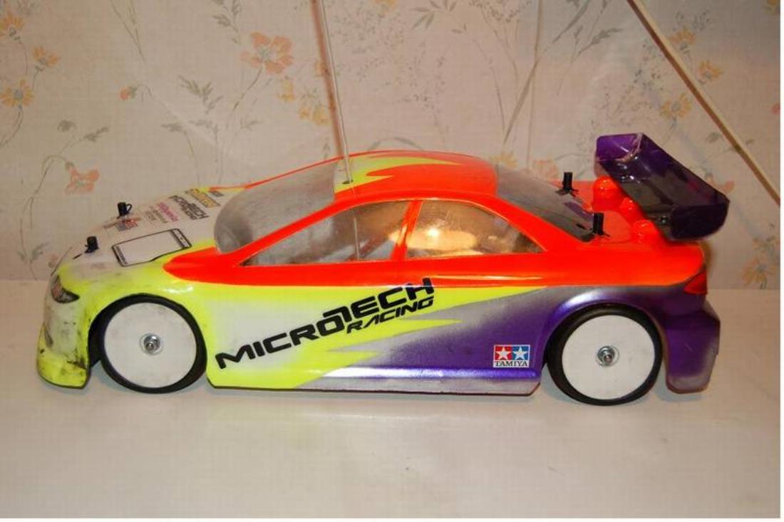 58345 Ferrari F430 From Forum Fodder Showroom Ta05 Tamiya Rc Radio Control Cars