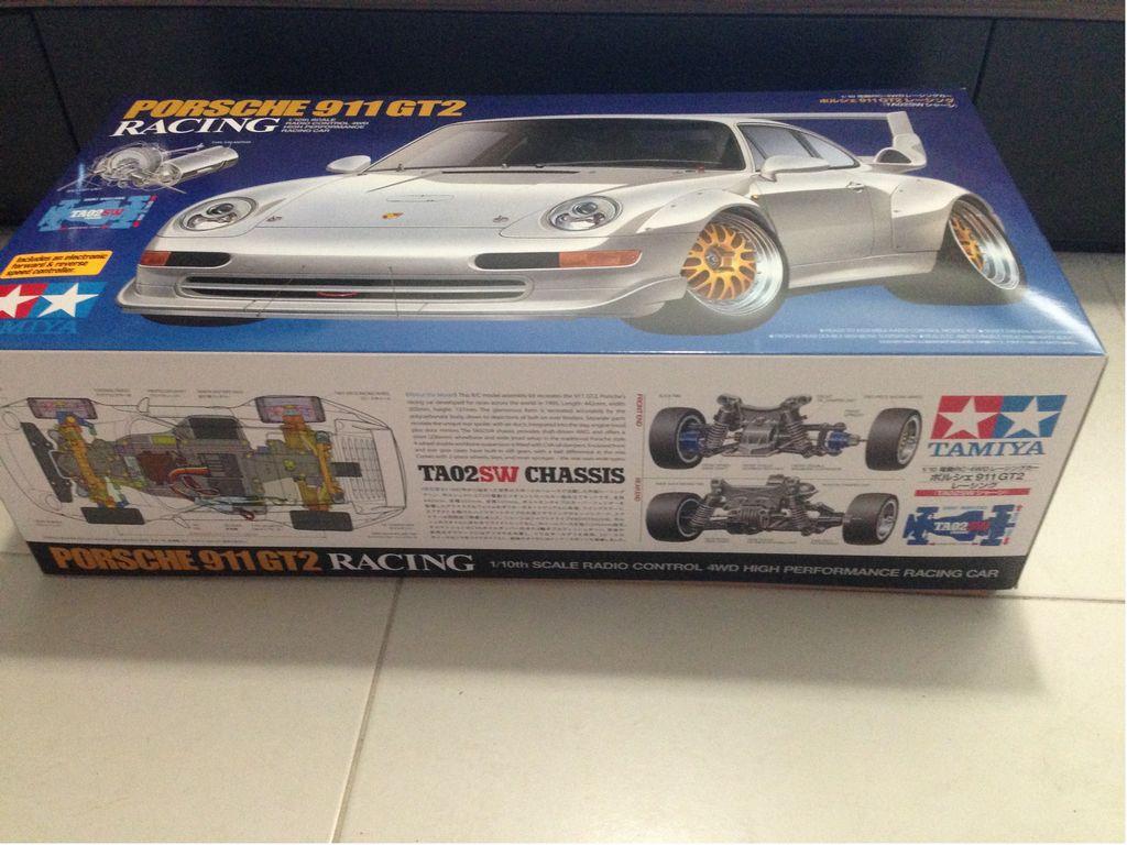 84399 porsche 911 gt2 racing from pininy showroom item 84399 porsche gt2 ta02sw tamiya. Black Bedroom Furniture Sets. Home Design Ideas