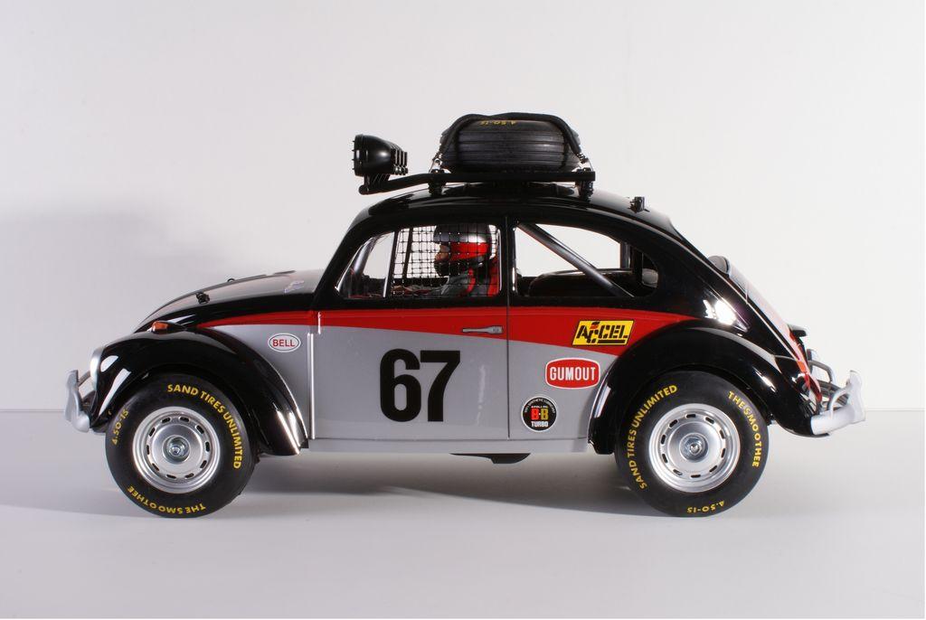 volkswagen beetle  soonsie showroom class  baja beetle tamiya rc radio control