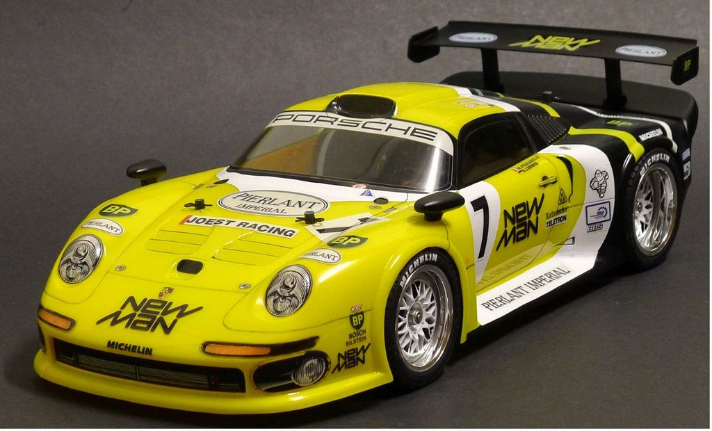 58193 porsche 911 gt1 from showroom newman. Black Bedroom Furniture Sets. Home Design Ideas